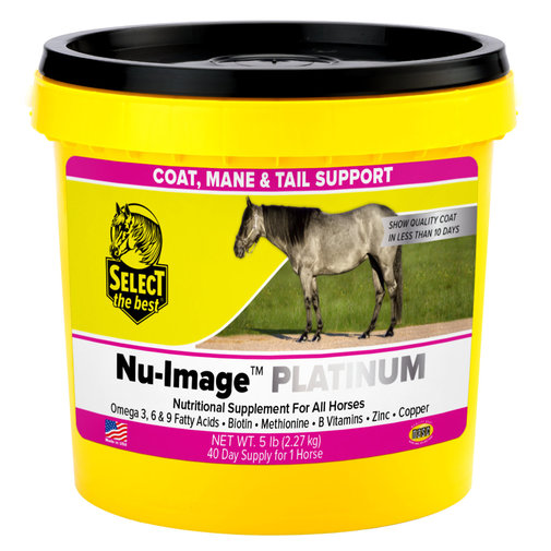 View larger image of Nu-Image Platinum Nutritional Supplement for Horses