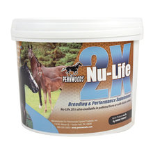 Nu-Life 2X Breeding and Performance Horse Supplement
