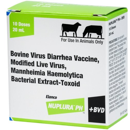 View larger image of Nuplura PH +BVD Cattle Vaccine