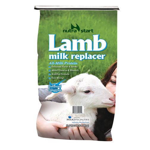 View larger image of NutraStart/Advance Lamb and Goat Kid Milk Replacer