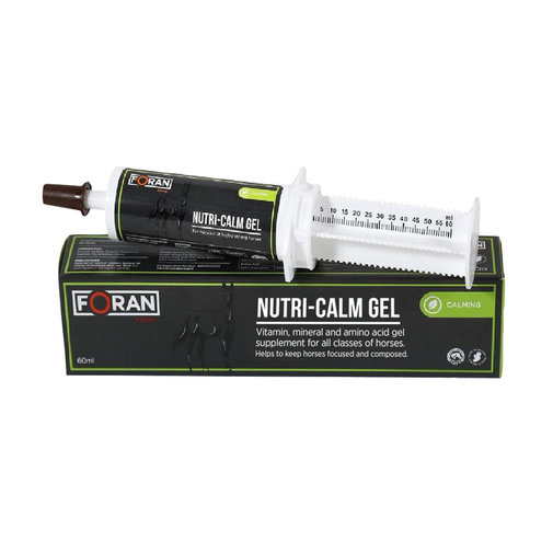 View larger image of Nutri-Calm Gel Horse Supplement