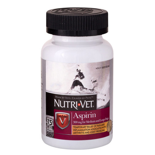 View larger image of Nutri-Vet Aspirin for Dogs