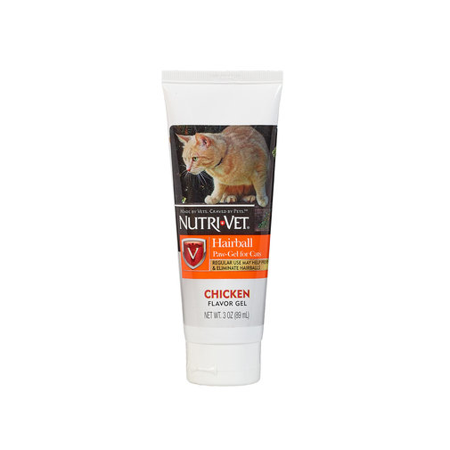 View larger image of Nutri-Vet Hairball Paw-Gel for Cats