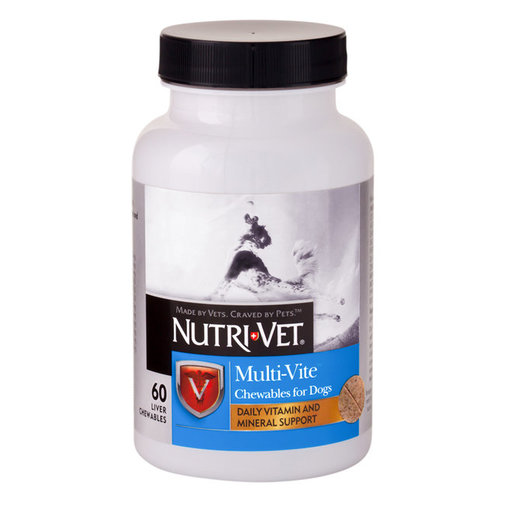 View larger image of Nutri-Vet Multi-Vite Chewables for Dogs
