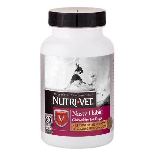 View larger image of Nutri-Vet Nasty Habit Chewables for Dogs