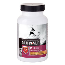 Nutri-Vet Pet-Ease Chewables for Dogs