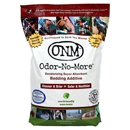 View larger image of Odor-No-More Bedding Additive