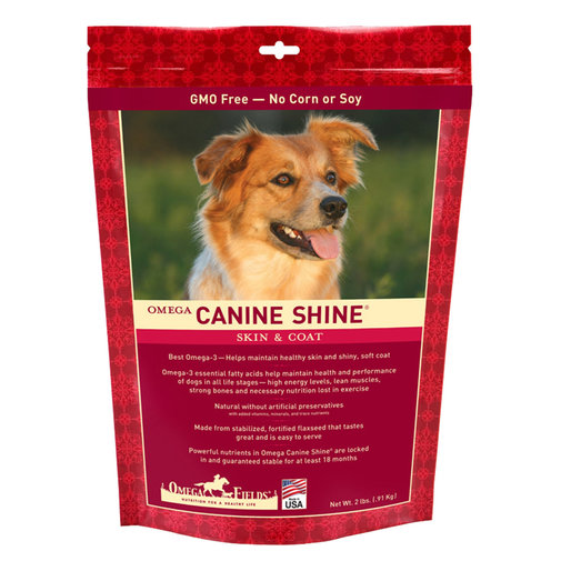 View larger image of Omega Canine Shine Supplement