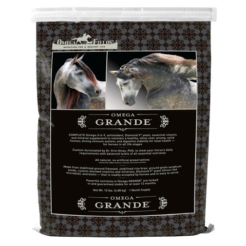 View larger image of Omega Grande Horse Supplement