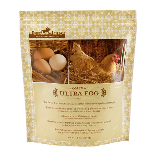 View larger image of Omega Ultra Egg Chicken Supplement