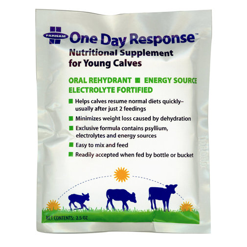 View larger image of One Day Response for Calves