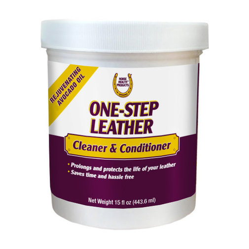 View larger image of One-Step Leather Cleaner & Conditioner