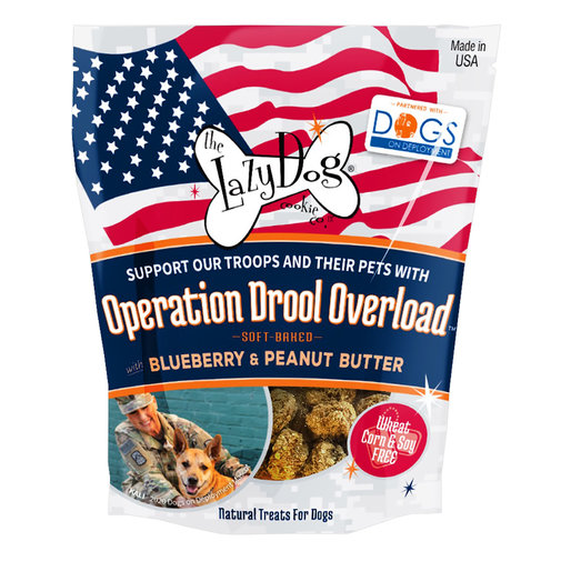 View larger image of Operation Drool Overload Treats for Dogs