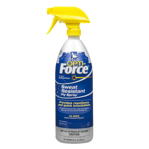 View larger image of Opti-Force Sweat Resistant Fly Spray