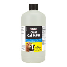 Oral Cal MPK Cattle Supplement