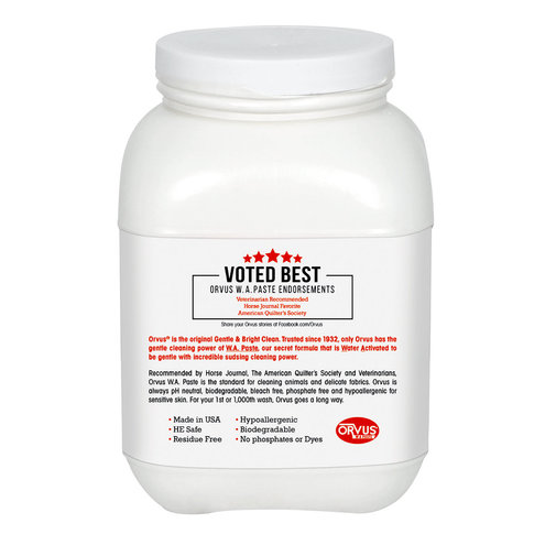 View larger image of Original Orvus WA (Water Activated) Paste Soap