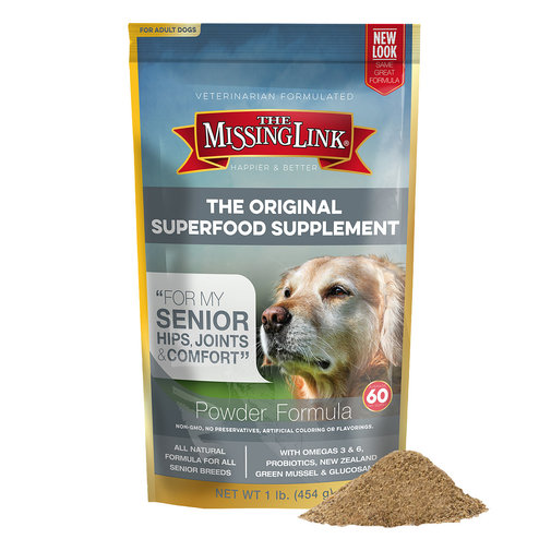 View larger image of Original Superfood Hip & Joint Supplement for Senior Dogs