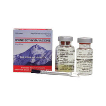 Ovine Ecthyma Sheep and Goat Vaccine