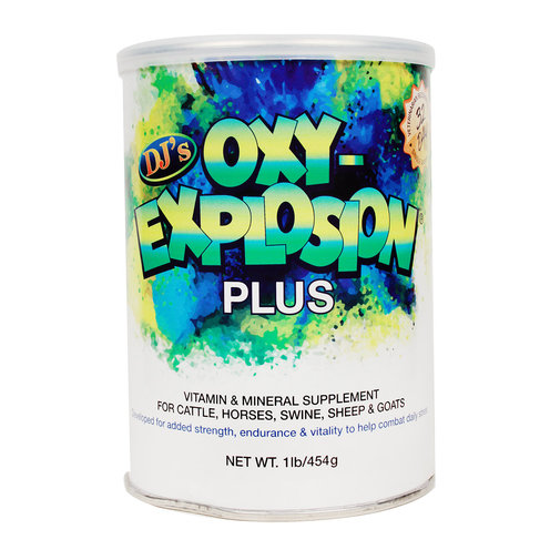 View larger image of Oxy-Explosion Plus Livestock Supplement