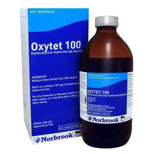 View larger image of Oxytet 100 for Cattle