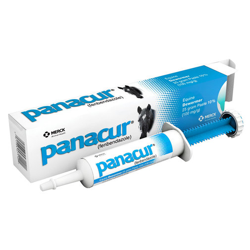 View larger image of Panacur Horse Dewormer Paste