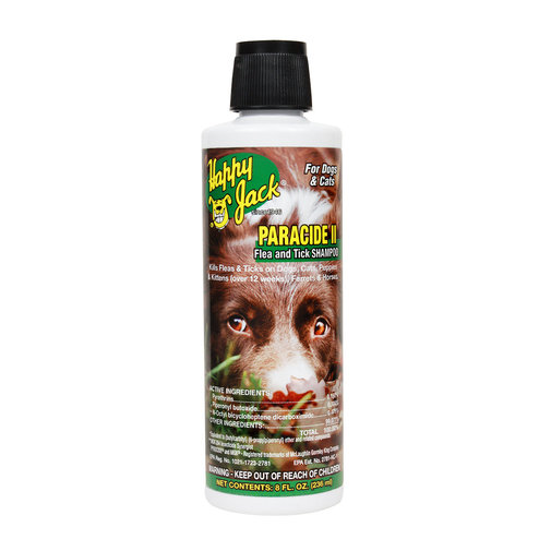 View larger image of Paracide Flea and Tick Shampoo for Dogs and Cats