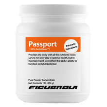 Passport Supplement for Humans