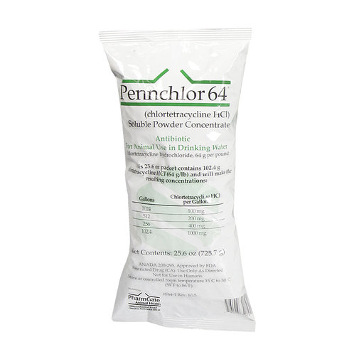 View larger image of Pennchlor 64 Soluble Powder Rx