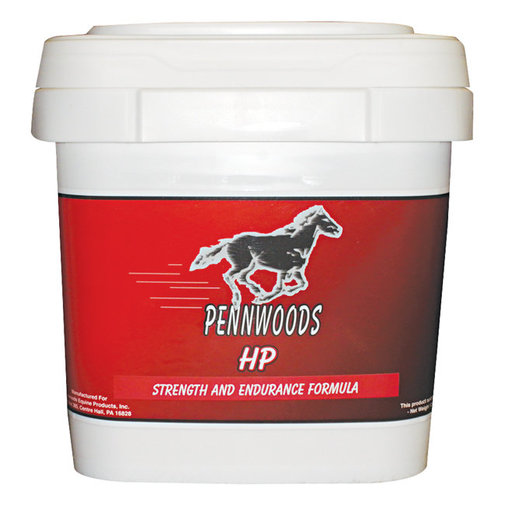View larger image of Pennwoods HP Strength and Endurance Formula Horse Supplement