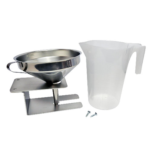 View larger image of Perfect Udder Bag Funnel Kit