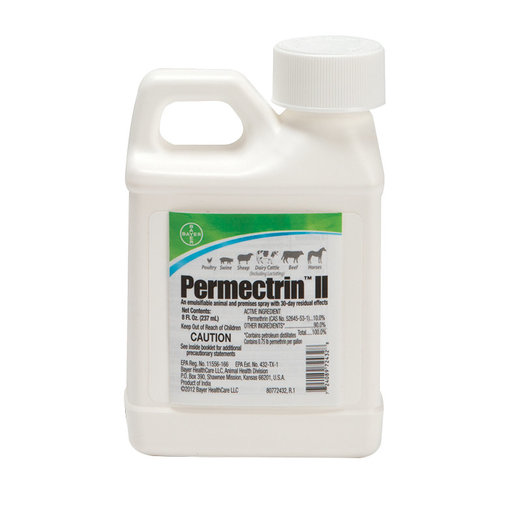 View larger image of Permectrin II Animal and Premise Insecticide Concentrate