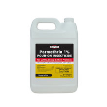 Permethrin 1% Pour-On Fly Control