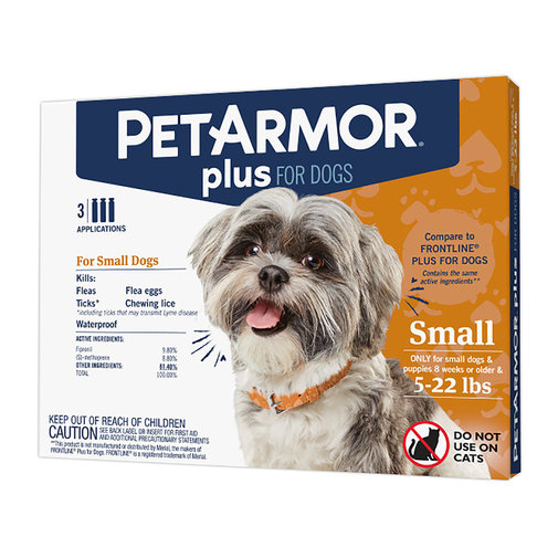 View larger image of PetArmor Flea & Tick Protection for Dogs