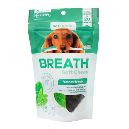 View larger image of Breath Soft Chews for Dogs