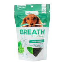 Breath Soft Chews for Dogs