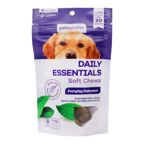 View larger image of Daily Essentials Soft Chews for Dogs