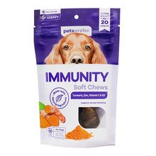 Immunity Soft Chews or Sticks for Dogs
