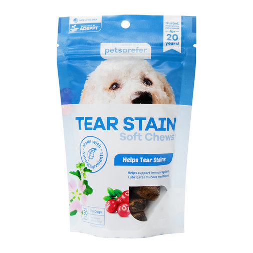 View larger image of Tear Stain Soft Chews for Dogs