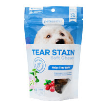 Tear Stain Soft Chews for Dogs