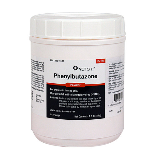 View larger image of Phenylbutazone Powder Rx