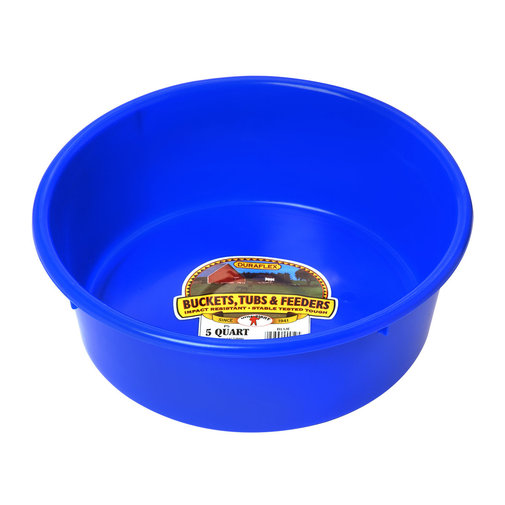 View larger image of Plastic 5 Quart Utility Pan