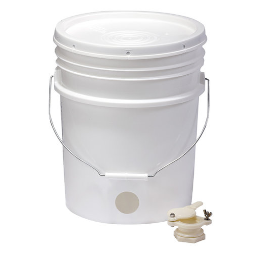 View larger image of Plastic Bucket for Honey