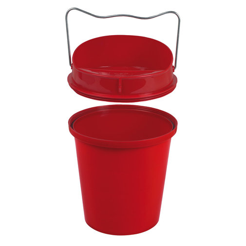 View larger image of Plastic Bucket Poultry Waterer