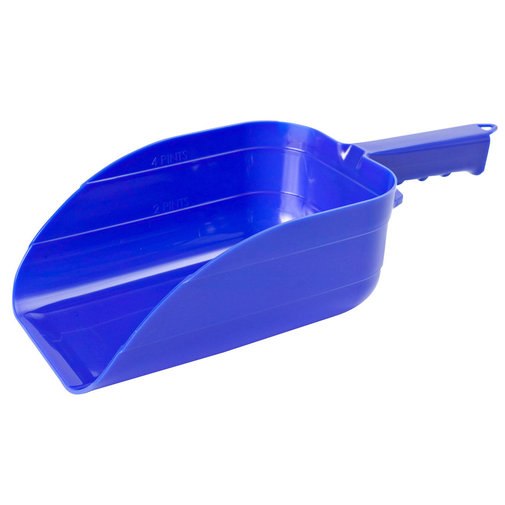 View larger image of Plastic Feed Scoop
