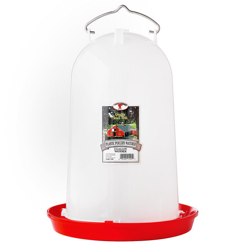 View larger image of Plastic Poultry Waterer