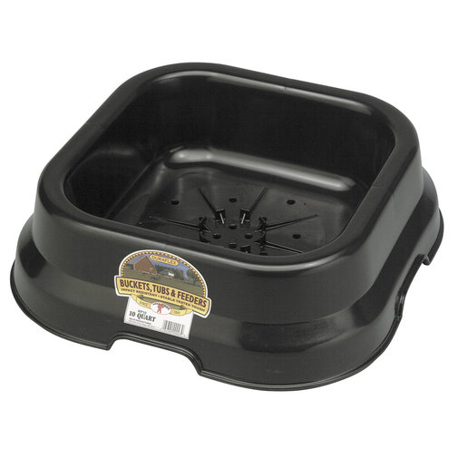 View larger image of Plastic Salt and Mineral Block Pan
