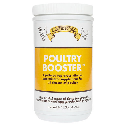 View larger image of Poultry Booster