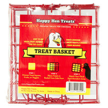 Poultry Treat Square Basket