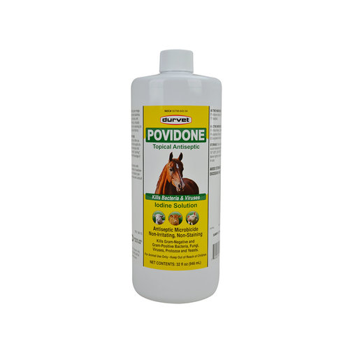 View larger image of Povidone 10% Topical for Livestock