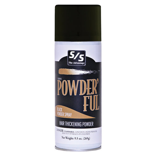 View larger image of Powder'Ful Livestock Hair Thickening Powder Spray